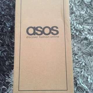 White Loafer. Brand ASOS
