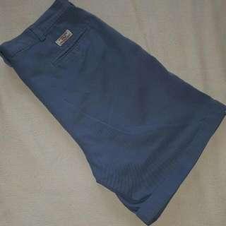 RALPH LAUREN: Tyler Shorts In Light Blue