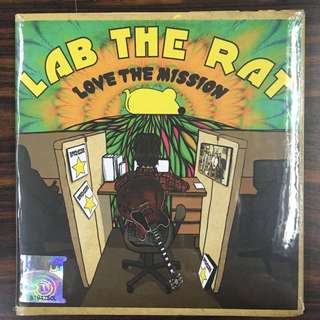 CD Lab The Rat - Love The Mission