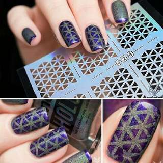 Nail Art Sticker - Brand New
