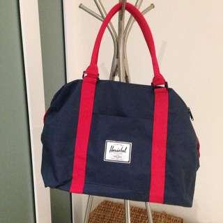 Authentic Herschel Overnight Bag