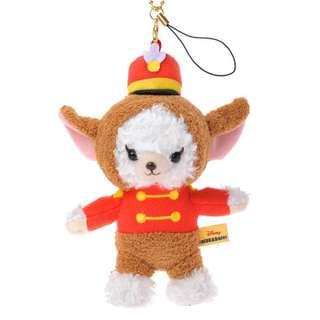 MZ::日本迪士尼大學熊小飛象❤️小老鼠吊飾