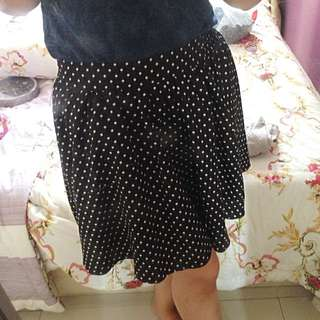 Polkadot Cute Skirt
