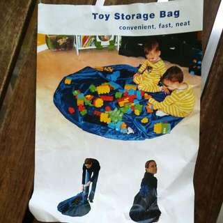 Toy Storage Bag Brand New