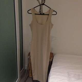 Missguided Midi Dress