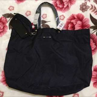 Mango shopper's Bag + Purse  (auth)