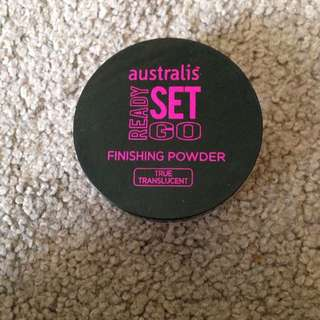 Australis Finishing Translucent Powder