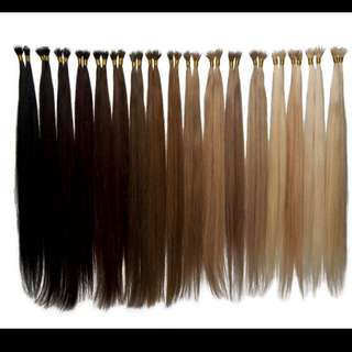 Hair Extensions I Do Fusions, Tape In, Micro Links!
