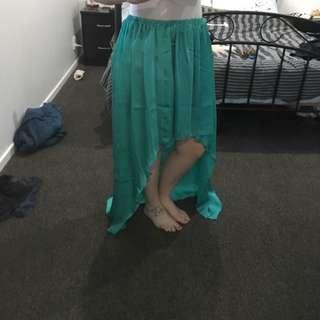 Aqua Skirt