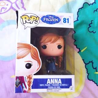Anna Pop Vinyl (swap Or Sell)