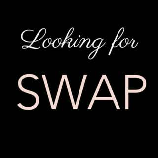 LIKE THIS IF U WANT SWAP