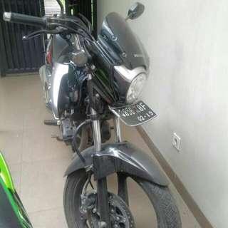 Sepeda Motor Honda Tiger Thn 2009