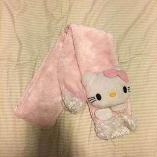 Hello Kitty Fluffy Scarf WINTER