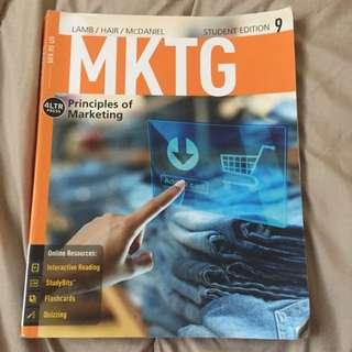 MKTG 9 Textbook