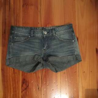 MNG denim Shorts