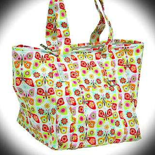 BNWT SugarBooger by O.R.E. Day Tripper Tote Bag - Flutterby