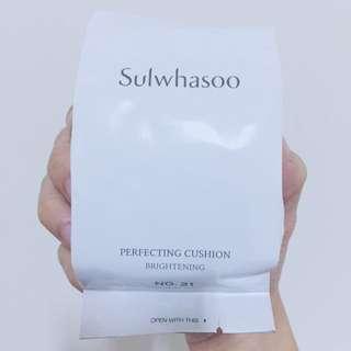 Sulwhasoo 雪花秀新款氣墊粉底蕊(待取)