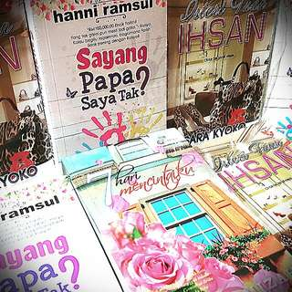 New Malay Novels