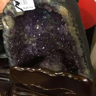 晶洞 頂級巴西晶洞