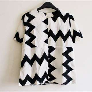Ziggy Top - Kaos Motif