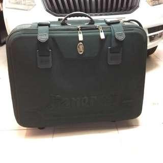 Jianermi行李箱(綠色)-請自取