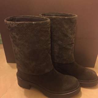 100% New LV Boots
