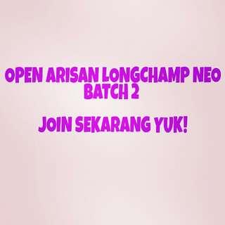 Selling And Open Arisan Long Champ 100 % Ori