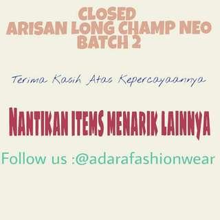 Selling and Open Arisan LongChamp 100% Ori