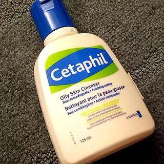 Cetaphil Oily Skin Cleanser 125ml Brand New