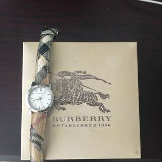 Almost New Burberry Women's Watch
