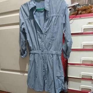 Dress. 100% Cotton