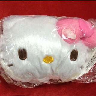 Hello Kitty Face Pouch/ Ezlink card holder