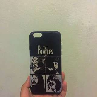 Softcase Iphone 6 The Beatles