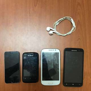 phone 2nd for sale *all for 500*