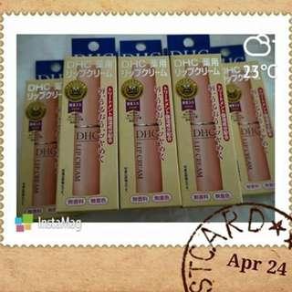 ☆Q醬☆[現貨]DHC純欖護唇膏(1.5g)