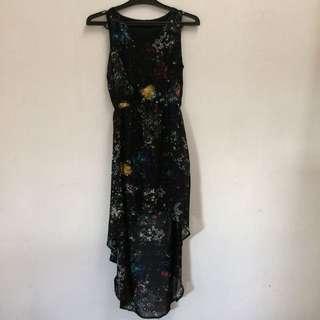 Galaxy Long Dress
