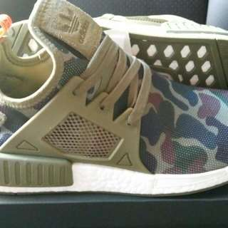 Nmd Xr1 Camo Size 11 US