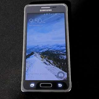 Galaxy Alpha SD801 Version