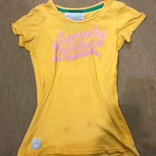 Superdry 極度乾燥 女生短袖T恤