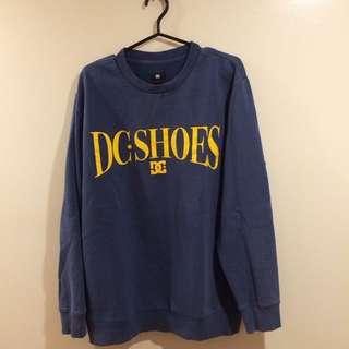 DC blue & yellow Sweater