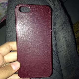 Grained Jelly Case