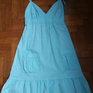 Supre Turquoise Sundress