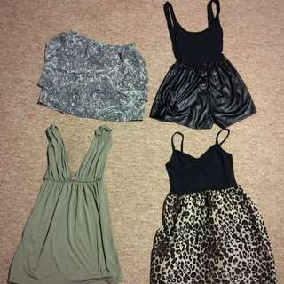 $3 Assorted Clothes