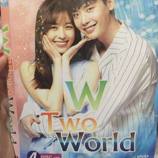 Dvd Two World