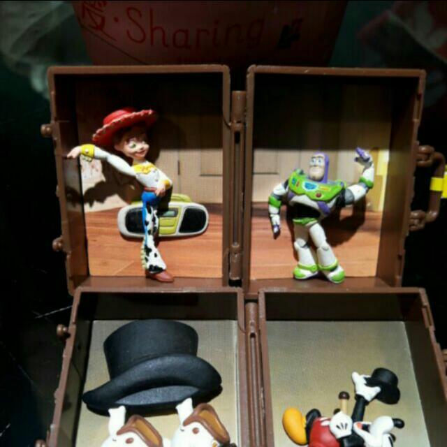 迪士尼箱子