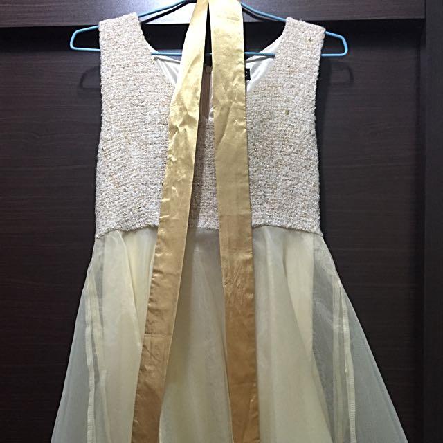 蓬蓬裙小洋裝