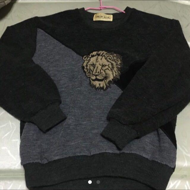 古著毛衣 東京購 Size Over Size 什麼身型都可穿
