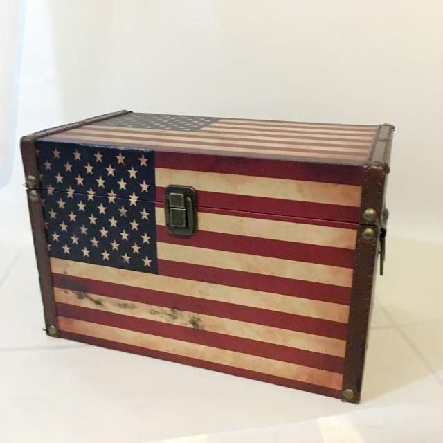 AmFlag Jewelry Box