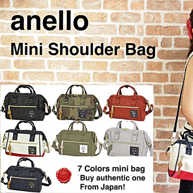 Anello Mini Shoulder Bag