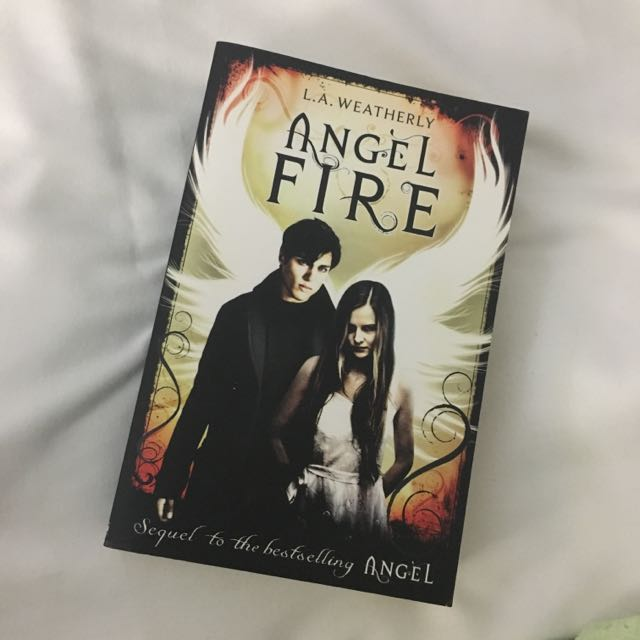 Angel Fire by L.A Weatherly